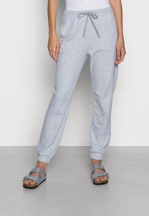 JOGGER - Teplákové kalhoty - grey