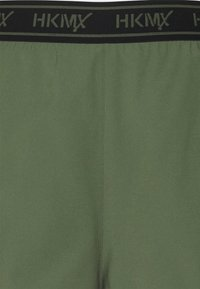 Hunkemöller - RUNNING SHORT BRANDED TAPE - Sports shorts - four leaf clover - 2