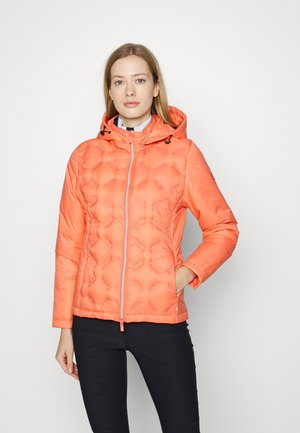 ASTER PADDED JACKET - Winter jacket - coral