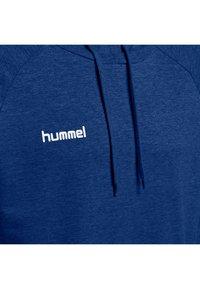 Hummel - GO HOODIE - Hoodie - blue - 2