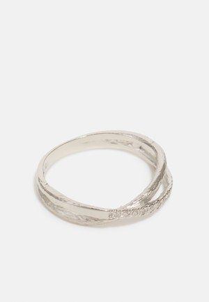 HANDMADE CROSSOVER - Ring - white