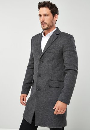 SIGNATURE EPSOM - Classic coat - charcoal