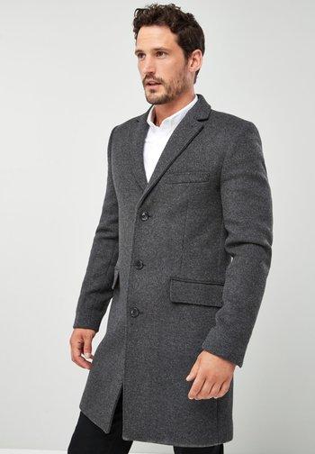 SIGNATURE EPSOM - Klasický kabát - charcoal