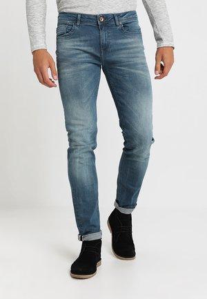 BLAST - Slim fit jeans - lionblue