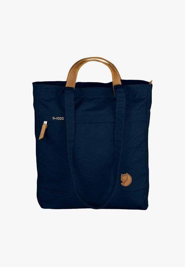 Shopper - navy