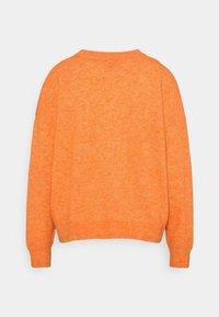 More & More - Pullover - orange dust - 1