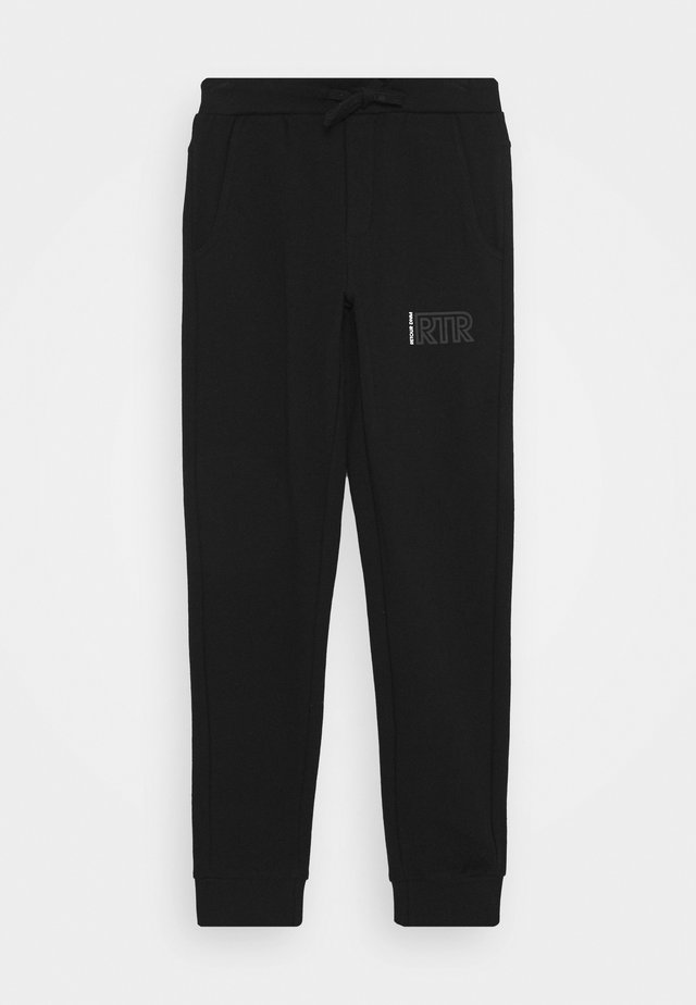 DEAN - Pantalones deportivos - black