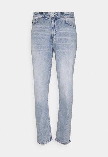 DAD JEAN REGULAR TAPERED - Straight leg jeans - denim