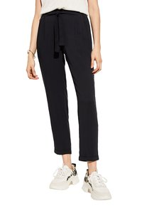 comma casual identity - REGULAR FIT - Trousers - marine - 2