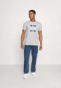 Ellesse - JACE - T-shirt z nadrukiem - grey - 1
