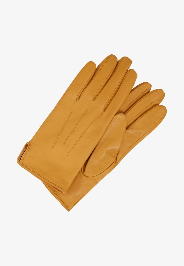 CARLA - Gloves - old gold