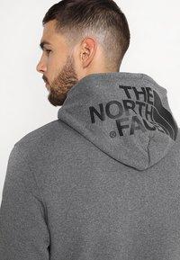 The North Face - DREW PEAK  - Hoodie - dark grey - 3