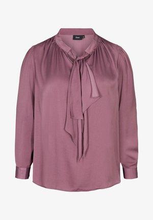 Blouse - light purple