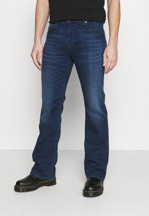 ZATINY-X - Bootcut jeans - dark blue