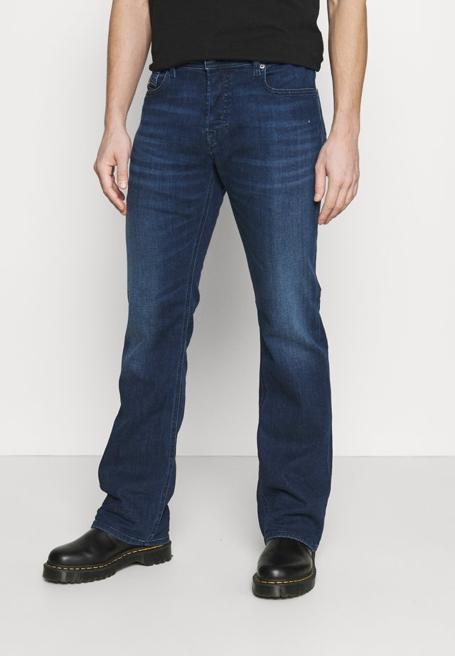 ZATINY-X - Jeans bootcut - dark blue