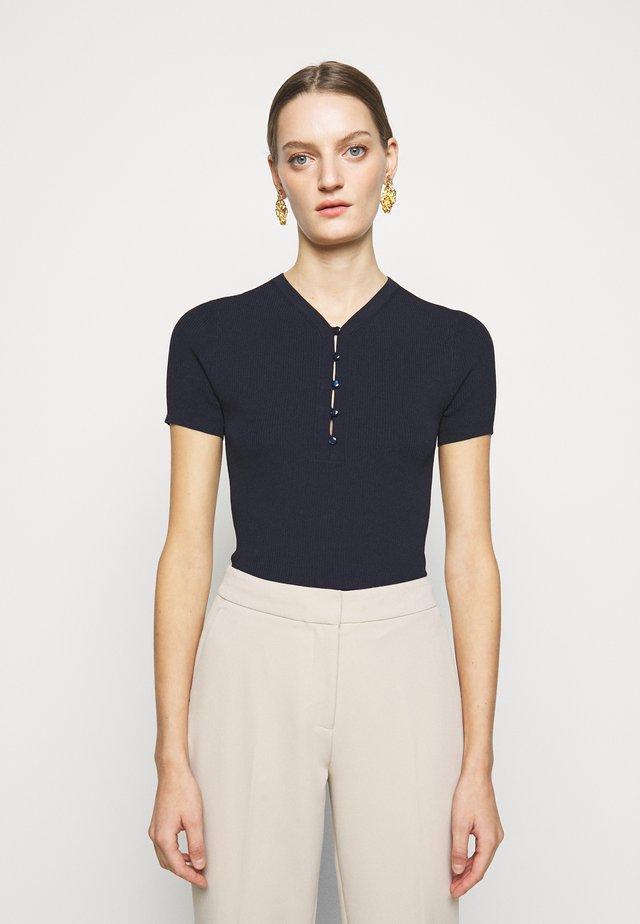 ZORLEY - T-shirt basique - navy