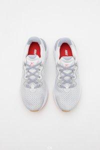 Nike Performance - RENEW RUN 2 - Zapatillas de running neutras - platinum tint/summit white/wolf grey/yellow/chile red - 3