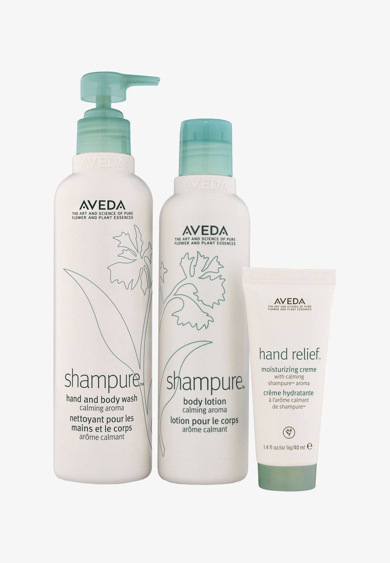 Aveda - AROMA BODY CARE SHAMPURE - Skincare set - -