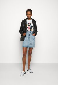 Claudie Pierlot - TRISTAN - Print T-shirt - white - 1