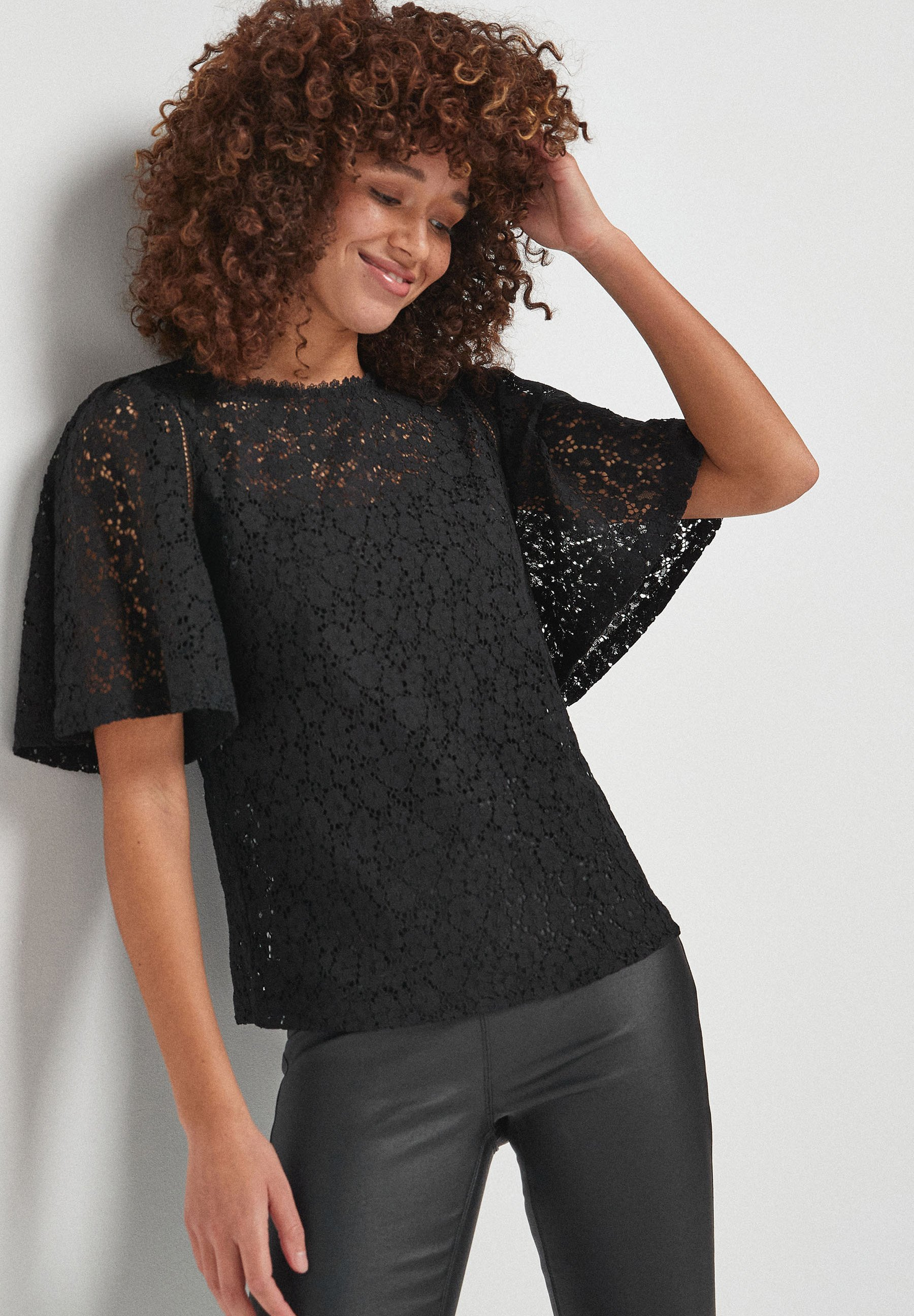 Donna SLEEVE LACE  - Camicetta