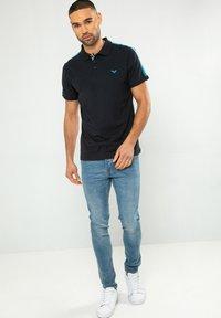 Threadbare - FINN - Poloshirt - blau - 1