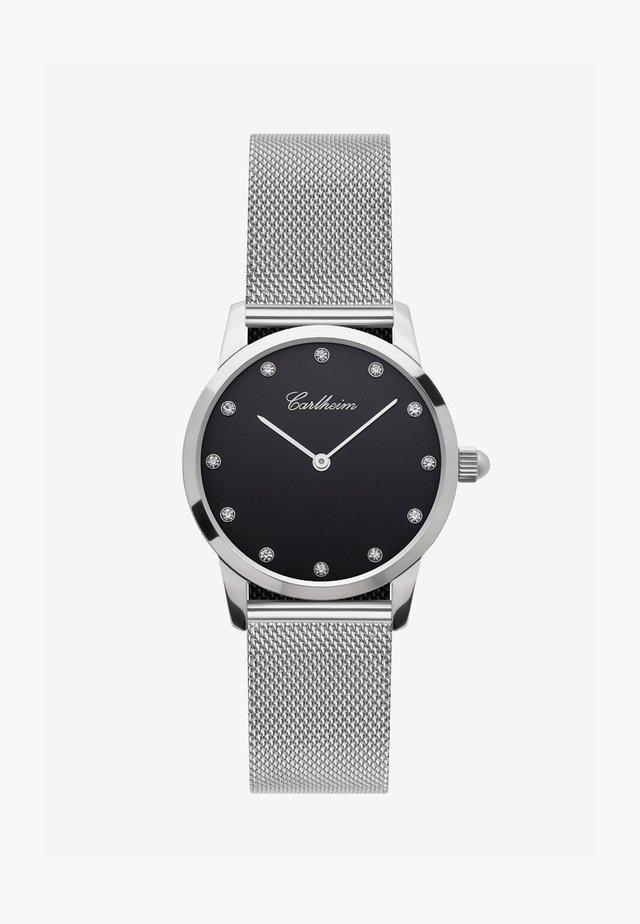 SOFIA 34MM - Klocka - silver-black
