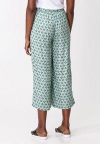 Indiska - Trousers - ltgreen - 1
