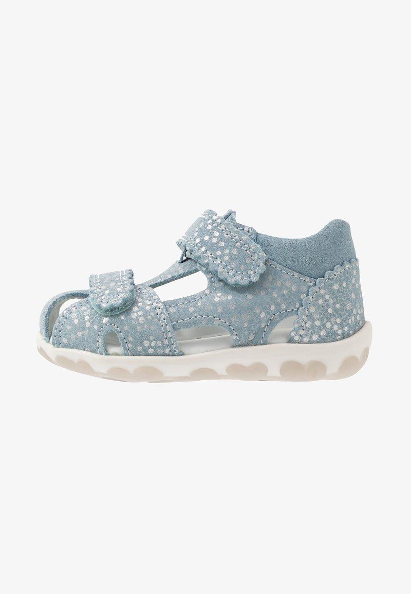 Superfit - FANNI - Zapatos de bebé - blau