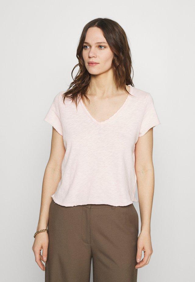 SONOMA - T-shirt - bas - rosee vintage