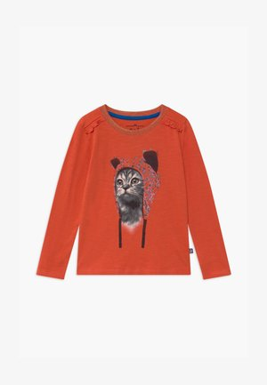 SMALL GIRLS - Langærmede T-shirts - chili
