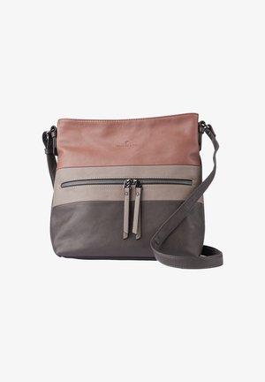 ELLEN HOBO - Across body bag - gray