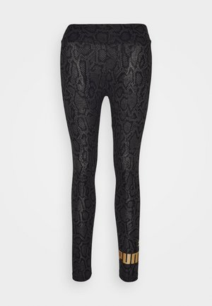 LEGGINGS - Medias - black