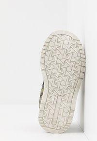 Kickers - PEPPER - Walking sandals - kaki/marine - 5