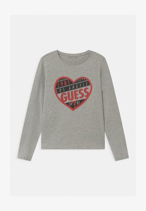 JUNIOR  - Long sleeved top - light grey