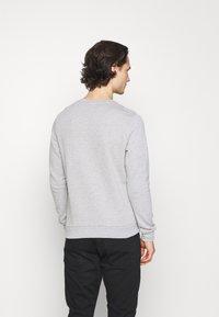 Jack & Jones PREMIUM - JPRBLAJAKE CREW NECK - Sweater - cool grey - 2