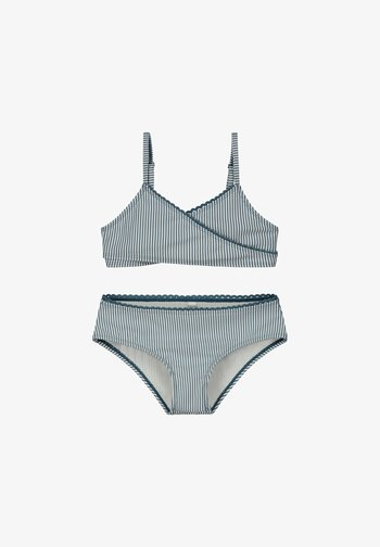 SET - Bikini bottoms - patagonia blue