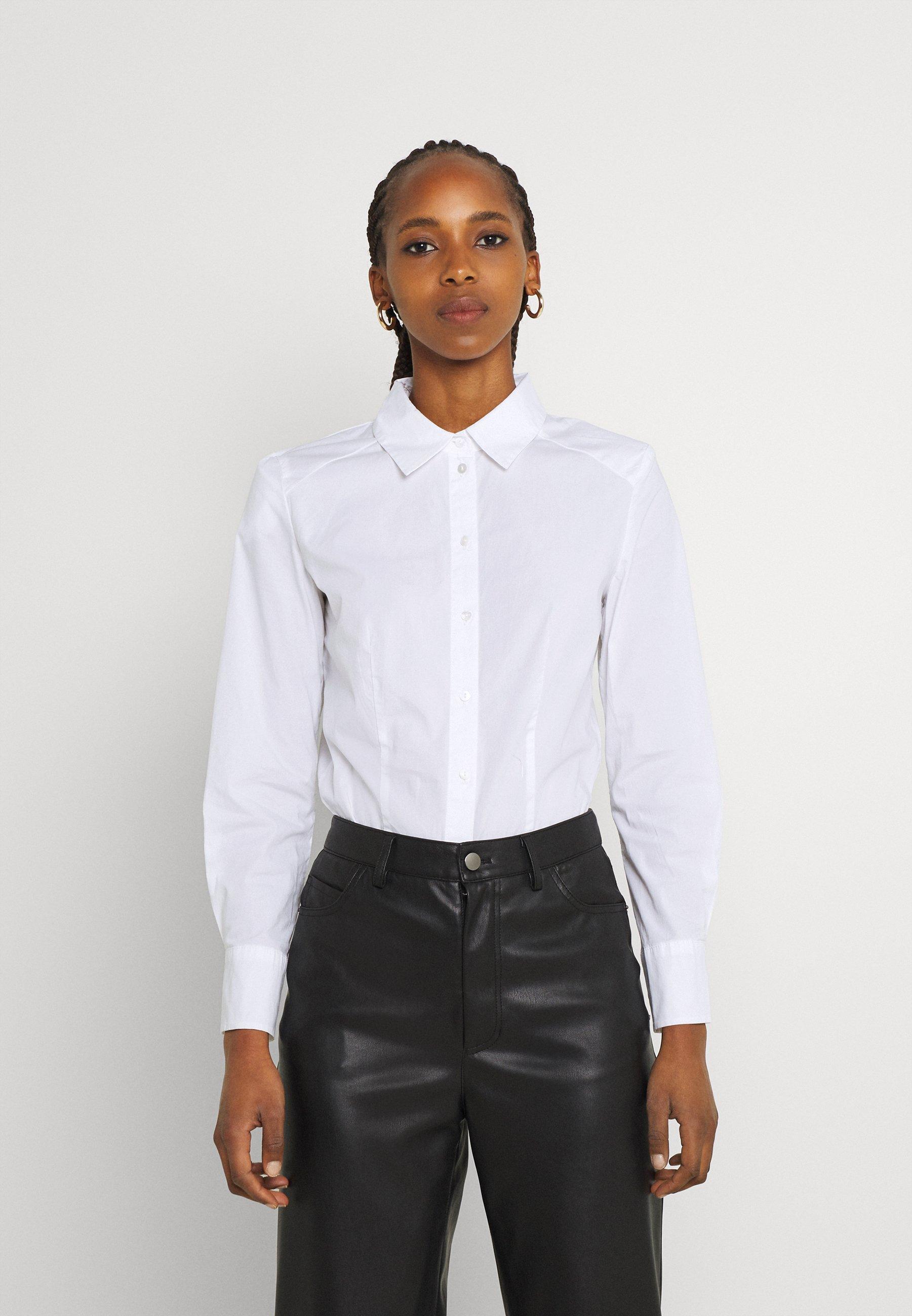 Women ONLPOPPY LIFE BODY - Button-down blouse