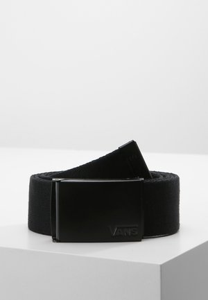 DEPPSTER BELT - Bælter - black