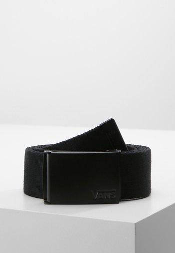 MN DEPPSTER II WEB - Belt - black