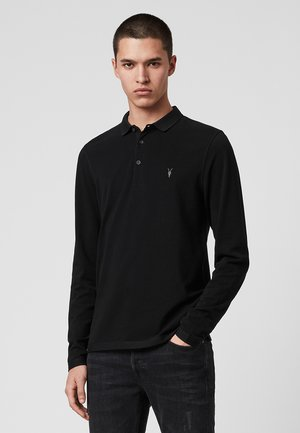 REFORM  - Polo shirt - black