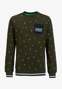 WE Fashion - Sweatshirt - dark green - 0