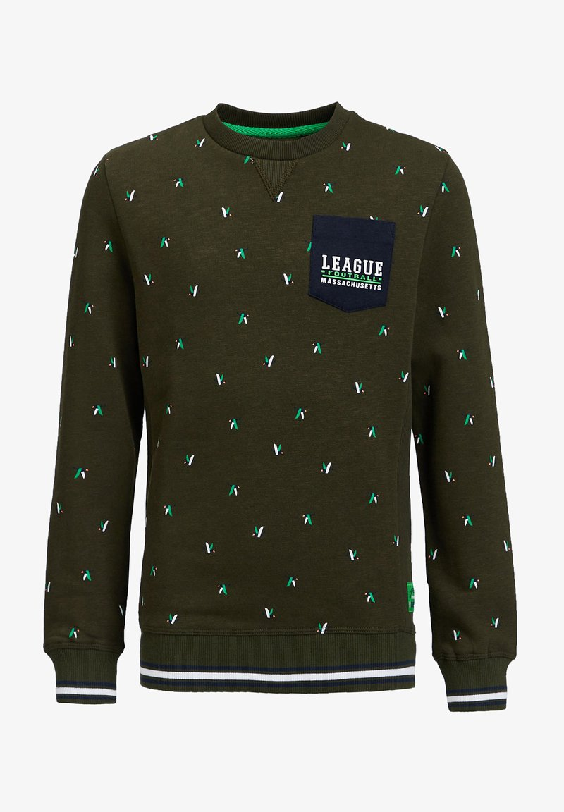 WE Fashion - Sweatshirt - dark green