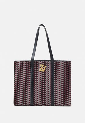 INITIALE TOT - Shopper - silver passion