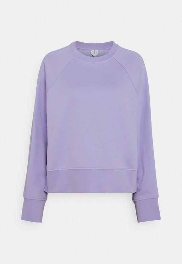 Collegepaita - purple