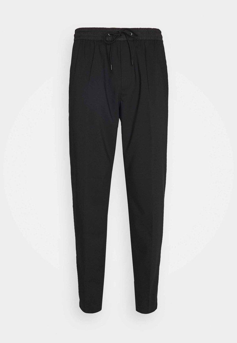 Club Monaco - TRAVEL PANT - Tracksuit bottoms - black