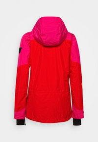 O'Neill - PSYCHO TECH  - Chaqueta de snowboard - fiery red - 1