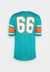 Fanatics - NFL MIAMI DOLPHINS ICONIC FRANCHISE SUPPORTERS - Club wear - aqua - 1