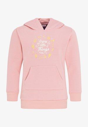 Bluza z kapturem - rosa