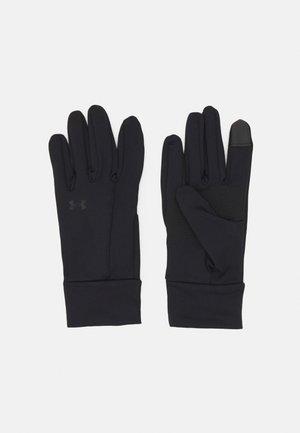 STORM LINER - Gloves - black