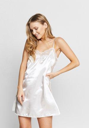 SLIPDRESS - Nattskjorte - off white